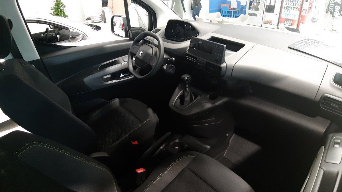 Peugeot Rifter 1,5 BlueHDi STYLE  100k BVM6