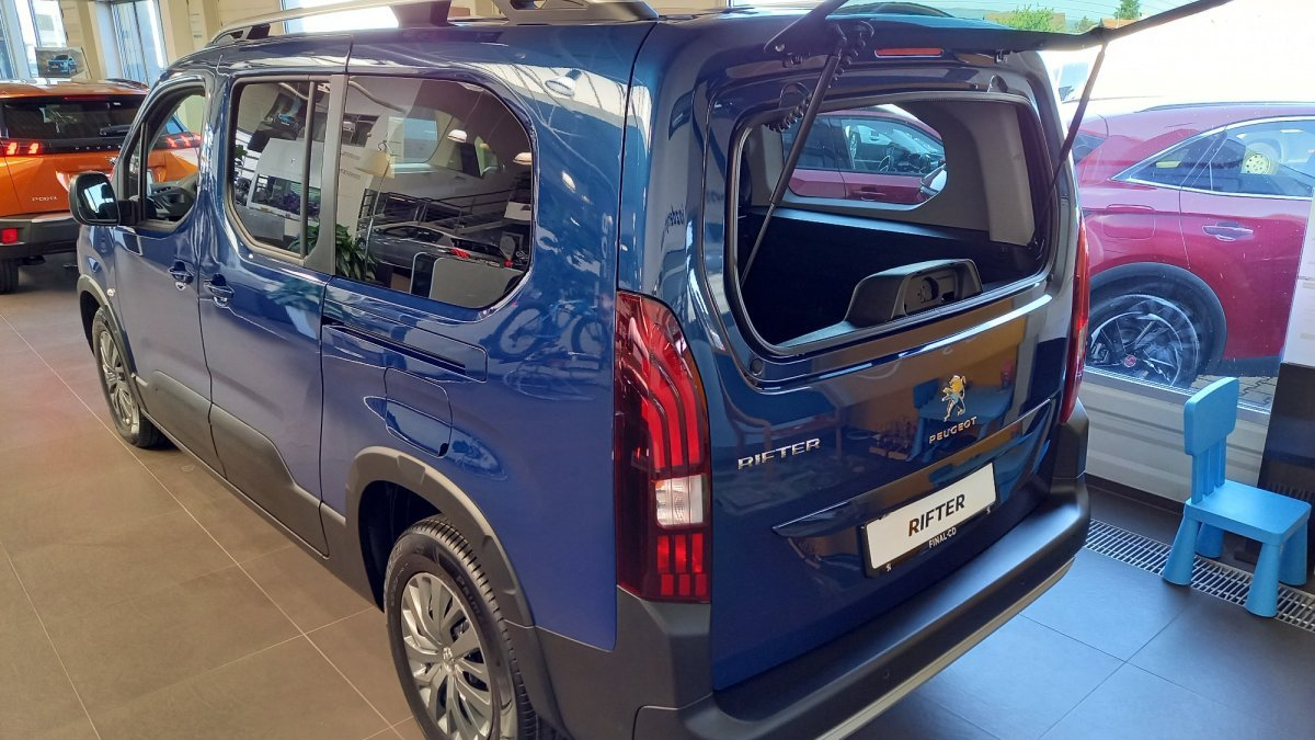 Peugeot Rifter 1,5 BlueHDi Allure Long