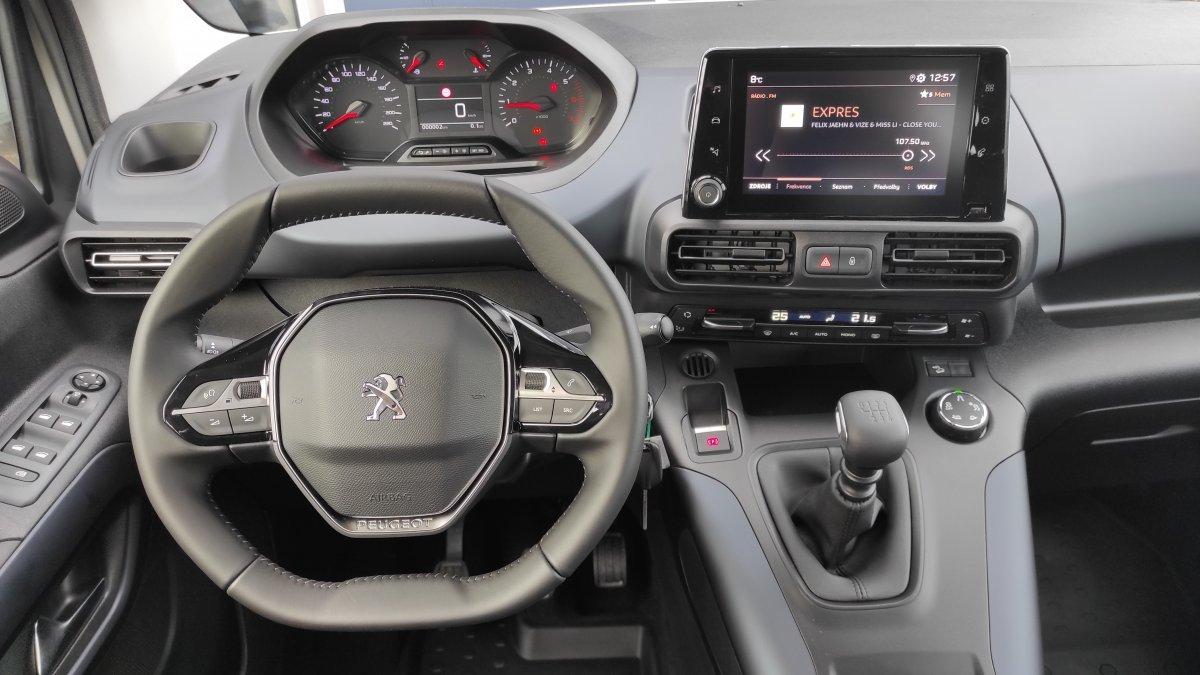 Peugeot Rifter 1.2 PureTech Allure