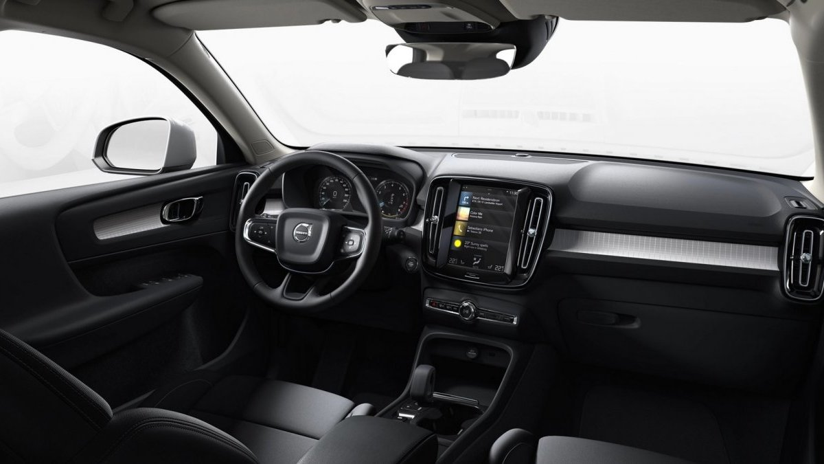Volvo XC40 T3 MOMENTUM Pro AT8 FWD