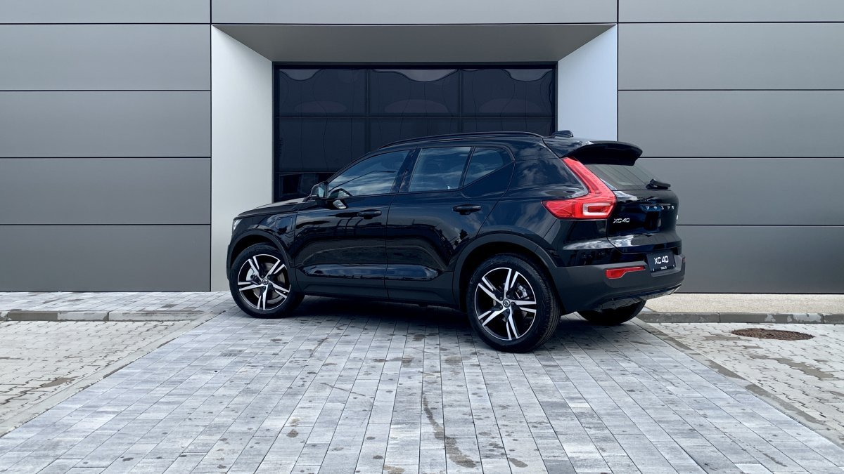 Volvo XC40 T5 R-Design Expression AT7 FWD