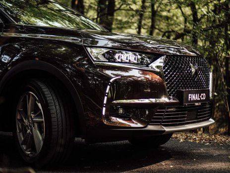 DS 7 CROSSBACK 1.6 PureTech SO CHIC 180 S&S EAT8