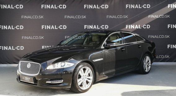 Jaguar XJ 3.0 275k SWB LUXURY