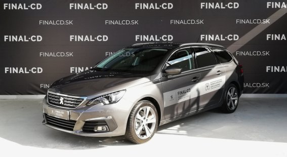 Peugeot 308 SW 1,5 BlueHDi Allure 130k EAT6