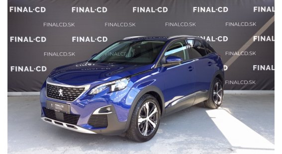 Peugeot 3008 1,5 BlueHDi Allure 130k EAT8