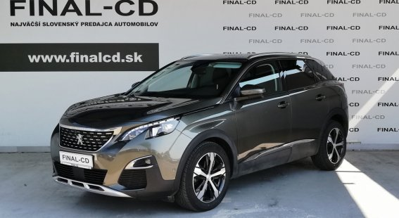 Peugeot 3008 1.6 PureTech ALLURE 165k AT6