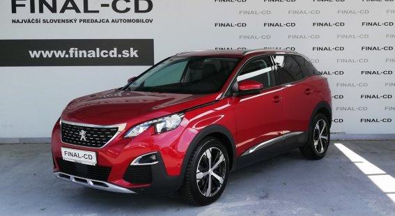 Peugeot 3008 1,6 BlueHDi ALLURE 120k