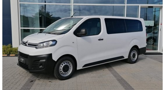 Citroën Jumpy 2,0 BlueHDi Combi Confort XL