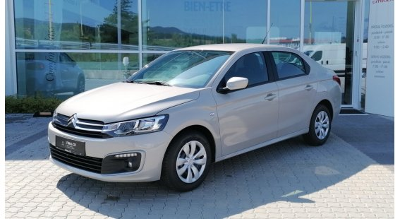 Citroën C-Elysee 1,5 BlueHDi FEEL