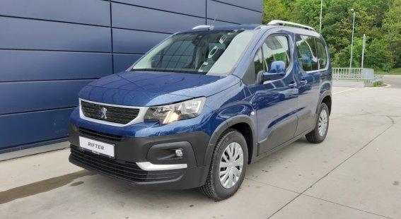 Peugeot Rifter 1,5 BlueHDi Active 130k BVM6