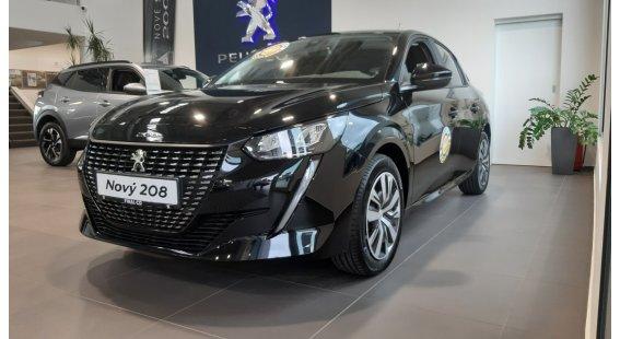 Peugeot 208 NEW 1.2 PureTech ACTIVE  100k BVM6