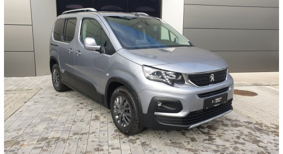Peugeot Rifter 1,5 BlueHDi ALLURE 1.5 BlueHDi 130k BVM6