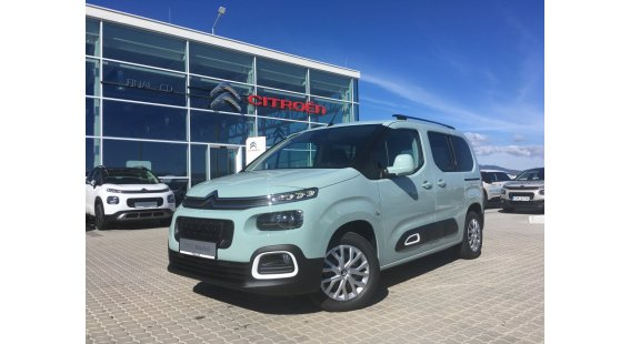 Citroën Berlingo 1,5 BlueHDi FEEL