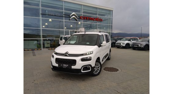 Citroën Berlingo 1,5 BlueHDi SHINE XL 7 miest