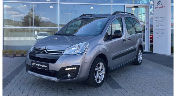 Citroën Berlingo 1,6 BlueHDi XTR