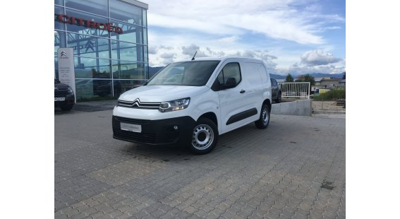 Citroën Berlingo Van 1,6 BlueHDi CLUB