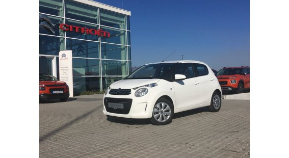 Citroën C1 1,0 VTi FEEL