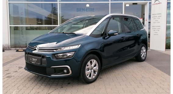 Citroën C4 Grand SpaceTourer 1,5 BlueHDi FEEL