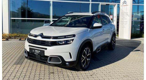 Citroën C5 Aircross 2,0 BlueHDi SHINE