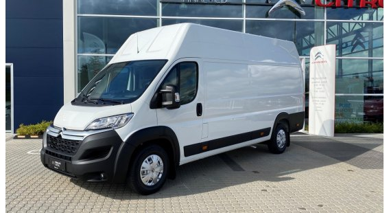 Citroën Jumper 2.2 BlueHDi FT 35+ L4H3