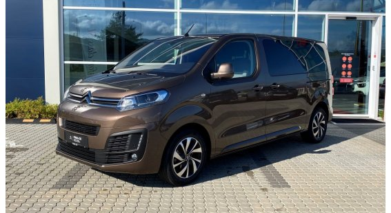 Citroën SpaceTourer 2,0 BlueHDi M FEEL