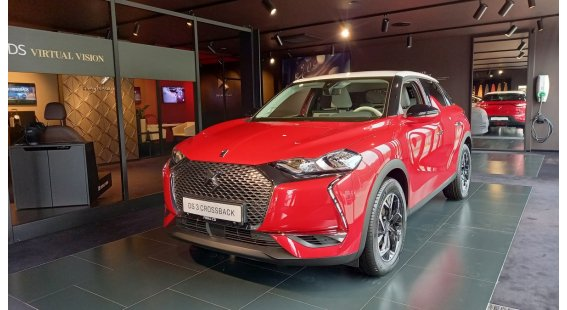 DS 3 CROSSBACK 1.2 PureTech CONNECTED CHIC 130 S&S EAT8