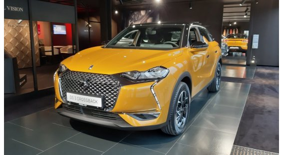 DS 3 CROSSBACK 1.2 PureTech SO CHIC  130 S&S EAT8