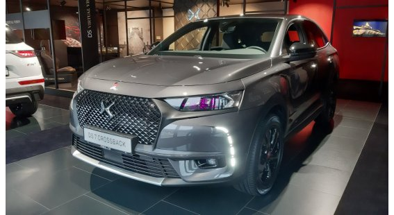 DS 7 CROSSBACK 2,0 BlueHDi PERFORMANCE LINE 180 S&S EAT8