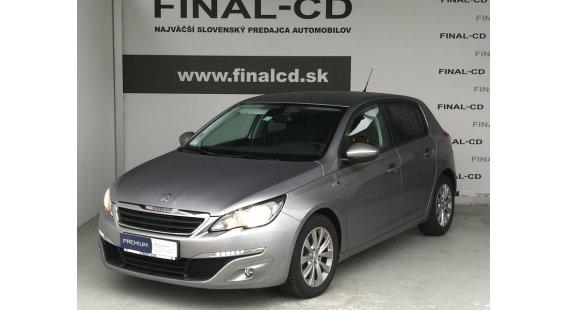 Peugeot 308 1,6 HDi 1,6 HDi Style  120k