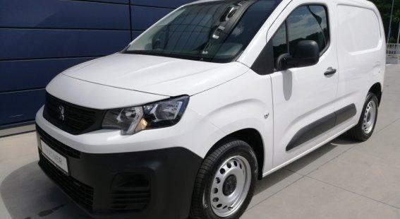 Peugeot Partner Furgon 1,6 BlueHDi PRO L1