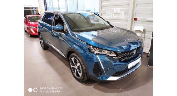 Peugeot 5008 1,5 BlueHDi Allure Pack 130k EAT8