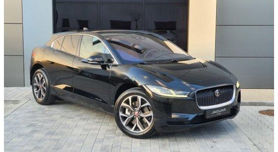 Jaguar I-PACE Elektrický EV 400 AWD Auto HSE