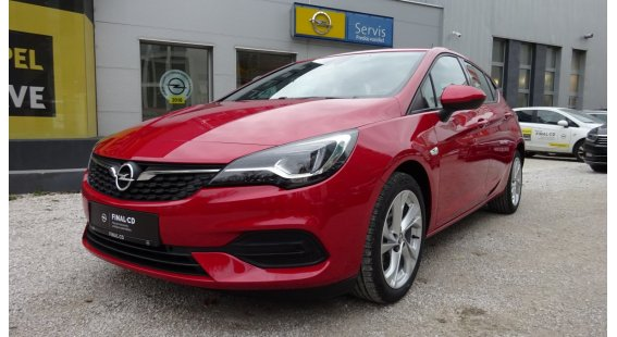 Opel Astra NEW 1,4 Turbo GS Line CVT S/S