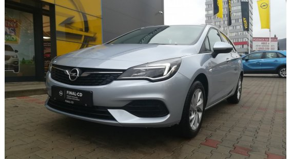 Opel Astra ST NEW 1,2 Turbo Astra MT6 S/S