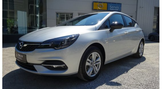 Opel Astra NEW 1,2 Turbo Edition Smile MT6 Start/Stop