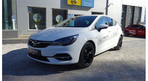 Opel Astra NEW 1,2 Turbo Elegance MT6