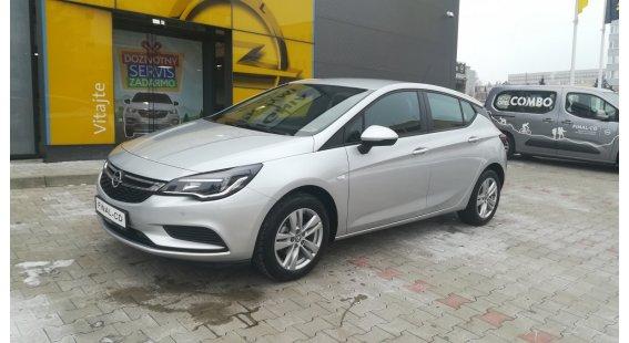 Opel Astra 1,4 Turbo Smile MT6