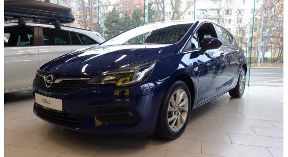 Opel Astra NEW 1,5 Turbo Astra MT6 S/S