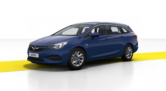 Opel Astra ST NEW 1,2 Turbo Edition Smile MT6 S/S