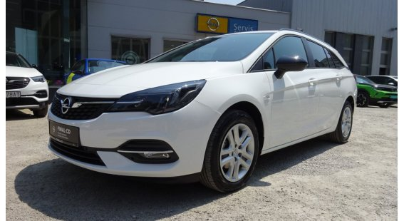 Opel Astra ST NEW 1,2 Turbo Edition Smile MT6 Start/Stop