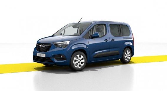 Opel Combo Life 1,2 Turbo Edition Plus MT6