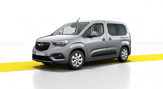 Opel Combo Life 1,2 Turbo Smile AT8