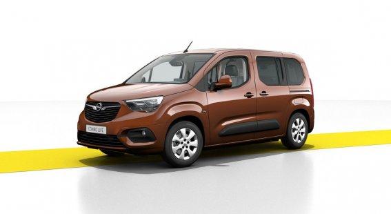 Opel Combo Life 1,2 Turbo Edition Plus Smile MT6