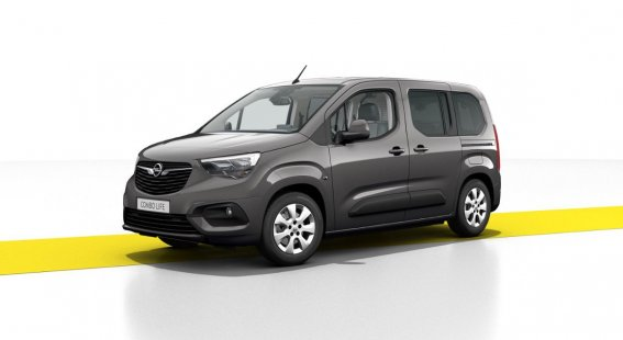 Opel Combo Life 1,2 Turbo Smile+ AT8