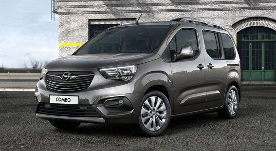 Opel Combo Life 1,2 Turbo Enjoy L2H1 MT6 S/S