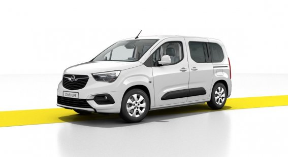 Opel Combo Life 1,2 Turbo Smile L2 AT8 Start/Stop