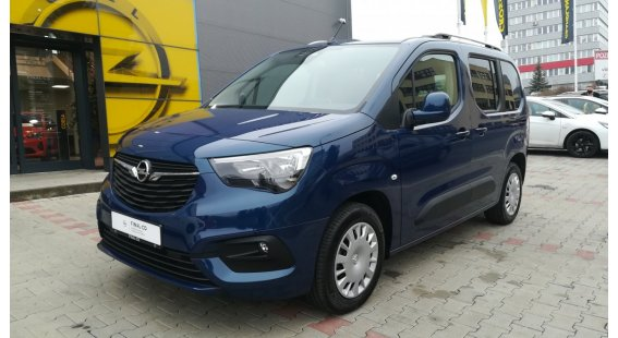 Opel Combo Life 1,5 Smile L1H1 AT8