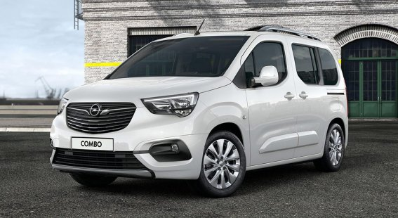 Opel Combo Life 1.5D Smile L1H1 MT6