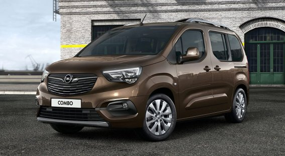 Opel Combo Life 1.5D Smile L1H1 AT8
