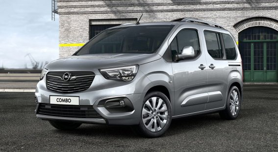Opel Combo Life 1.5D Smile L2H1 MT5